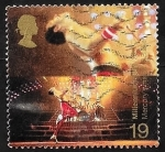 Stamps : Europe : United_Kingdom :  2100 - Magia de Mercuri, de Peter Blake