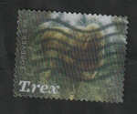 Stamps : America : United_States :  5268 - Dinosaurio, T. Rex