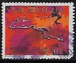Sellos del Mundo : America : Nicaragua : Mercado Común Centroamericano