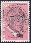 Stamps Switzerland -  Le Corbusier