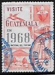 Sellos del Mundo : America : Guatemala : Visite Guatemala