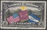 Sellos del Mundo : America : Honduras : Simpatía de la República de Honduras a los EstadosUnidos de América