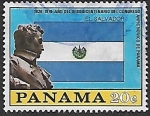 Sellos del Mundo : America : Panamá : Sesquicentenario del Congreso Anfictiótico de Panamá