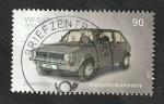 sello : Europa : Alemania : 3087 - VW Golf Serie 1