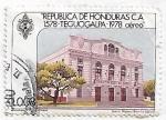 de America - Honduras -  Tegucigalpa, 1478-1978