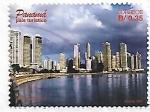 Sellos del Mundo : America : Panamá : Panamá, país turístico
