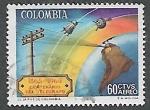 Sellos del Mundo : America : Colombia : Centenario del Telégrafo