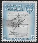 Sellos de America - Colombia -  Archipiélago de San Andrés y Providencia