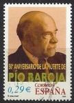 Sellos del Mundo : Europa : España : 4284_50 aniversario muerte Pio Baroja
