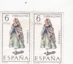 Sellos del Mundo : Europa : España : TRAJES REGIONALES- TARRAGONA (46)