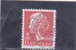 de Europa - Dinamarca -  .Reina Margarita