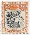 de America - Colombia -  Departamento de Caldas, café