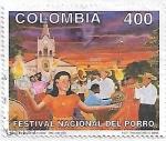 de America - Colombia -  Festival Nacional del Porro