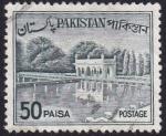 Sellos de Asia - Pakistán -  jardines Shalimar Lahore