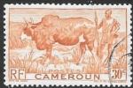 sello : Africa : Camerún : CAMERUN