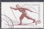 Stamps : Europe : Romania :  ESQUI DE FONDO