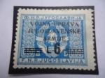 Stamps Yugoslavia -  Vojna Uprava Jugoslavenske Armije-Ocupación Yugoslavia-Italia Administración Militar