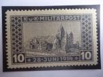 Stamps Bosnia Herzegovina -  Bosnia y herzegovina - Administración Autriaca - Serie:Aniv. Muerte de Franz Ferdinand y Sofía.