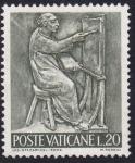 Stamps Vatican City -  La Pintura
