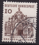 Stamps : Europe : Germany :  Dresden/Sachsen