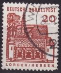 Stamps Germany -  Lorsch/Hessen