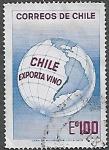 Sellos de America - Chile -  Chile Exporta Vino