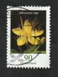 de Europa - Alemania -  3094 - Flor