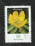 de Europa - Alemania -  3099 - Flor Winterling