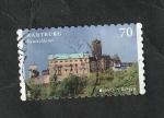 de Europa - Alemania -  3095 A - Castillo de Wartburg