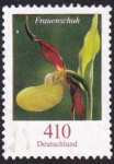 Stamps : Europe : Germany :  Cypripedium calceolus