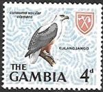 Sellos del Mundo : Africa : Gambia : aves