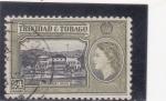 Stamps : Asia : Trinidad_y_Tobago :  CASA GUBERNAMENTAL