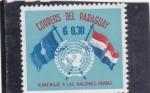 Sellos del Mundo : Europa : Paraguay : HOMENAJE A LAS NACIONES UNIDAS