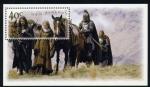Stamps Oceania - New Zealand -  Aragorn y Eowyn