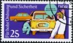 Stamps Germany -  Seguridad Automovil