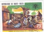 Stamps Benin -  AÑO INTERNACIONAL DE LA INFANCIA