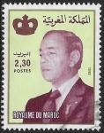 Sellos del Mundo : Africa : Marruecos :  Rei Hassan II
