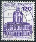 Stamps Germany -  Charlottenburg