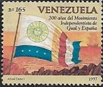 Sellos de America - Venezuela -  200 años del Movimiento Independentista de Gual y España