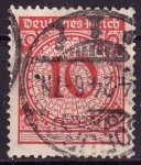 Stamps Germany -  10