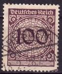 Sellos de Europa - Alemania -  100