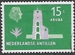 Sellos de America - Antillas Neerlandesas -  Aruba