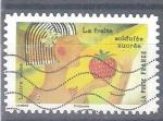 Sellos del Mundo : Europa : Francia : azucar fruta RESERVADI