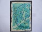 Sellos de America - Panamá -  Football - Juegos Olímpicos  Roma 1960 - Juegos Olípicos de Invierno 1960-Roma,1960.