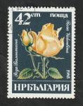 Sellos del Mundo : Europa : Bulgaria :  2933 - Rosa