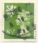 Stamps Europe - United Kingdom -  Reina Isabel II