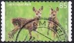 Stamps Germany -  ciervos
