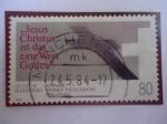 Stamps Germany -  Jesus Cristo es la Única palabra de Dios-50 Jahre  Barmen Theologische Erklarung (1934-1985)