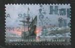 Sellos del Mundo : America : Estados_Unidos :  IV Centº de la llegada del Mayflower a Plymouth