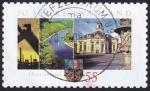 Sellos de Europa - Alemania -  50 años Federación Saare